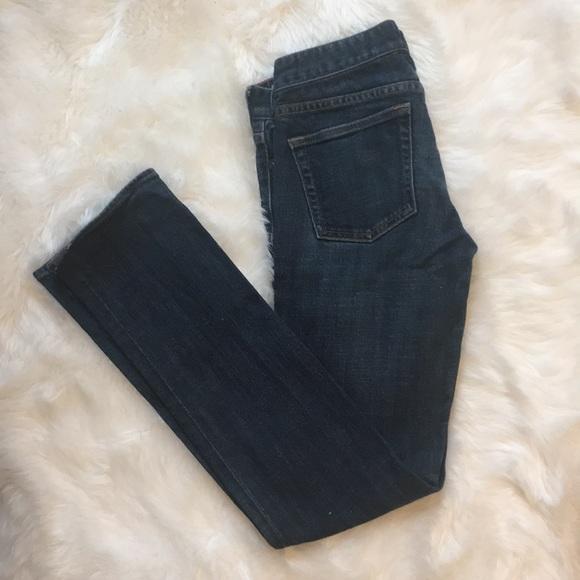 J. Crew Denim - JCrew Matchstick Jeans